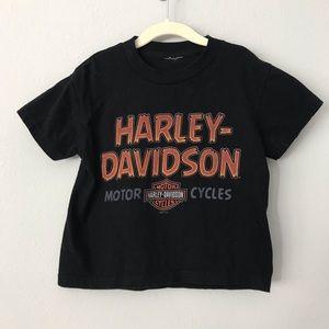 Harley Davidson Kids Maui Hawaii T-Shirt